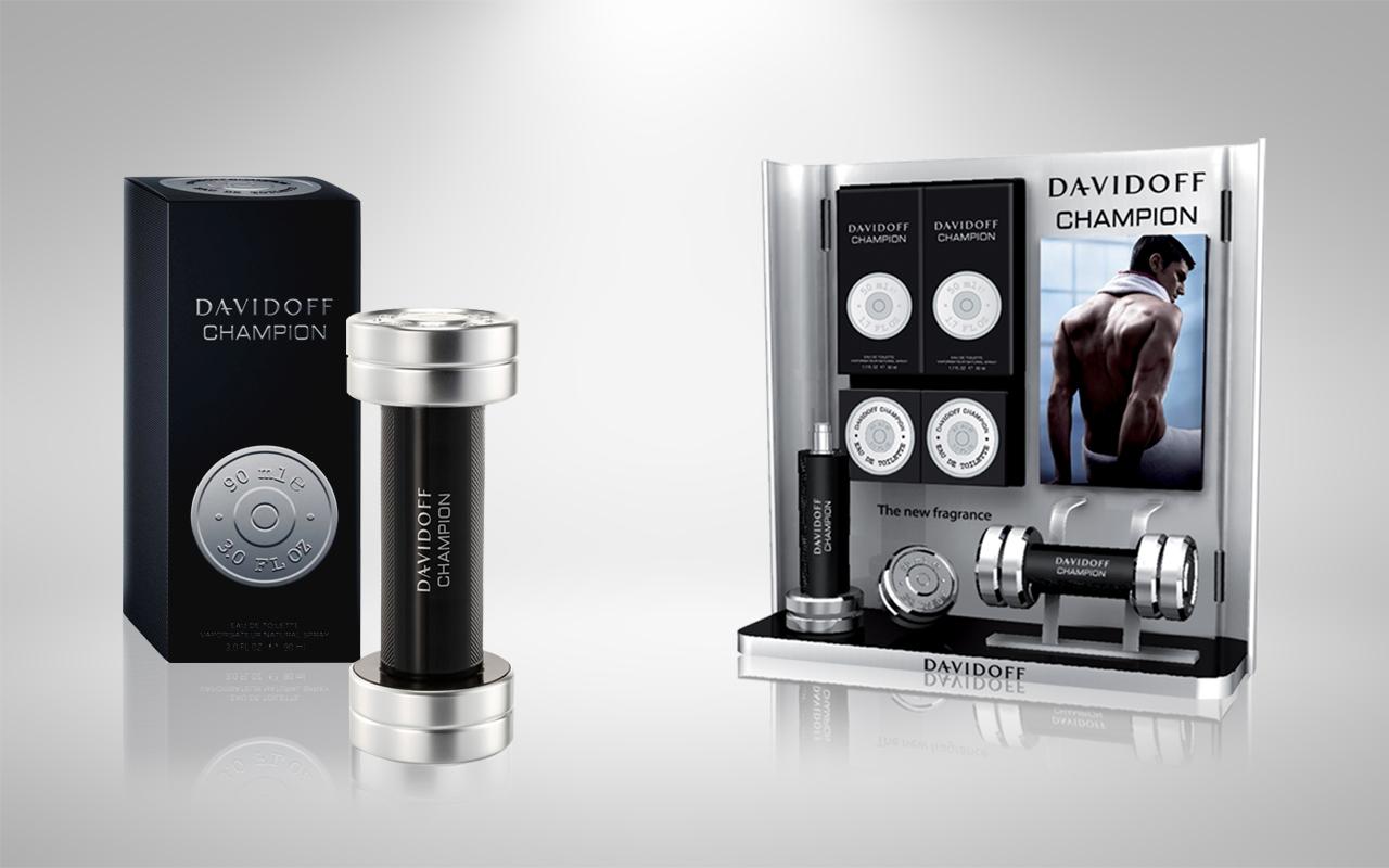 Objets de Convoitises - Davidoff Champion