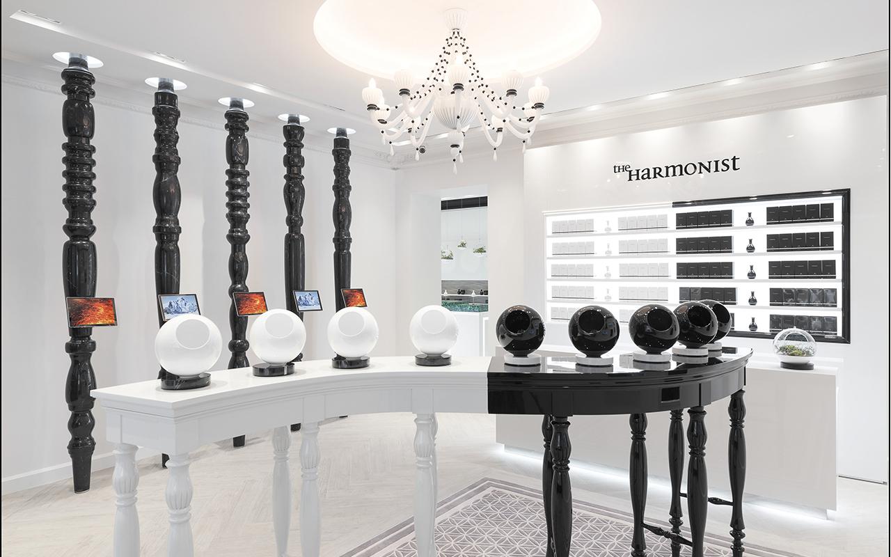 Objets de convoitises - The Harmonist Retail Design