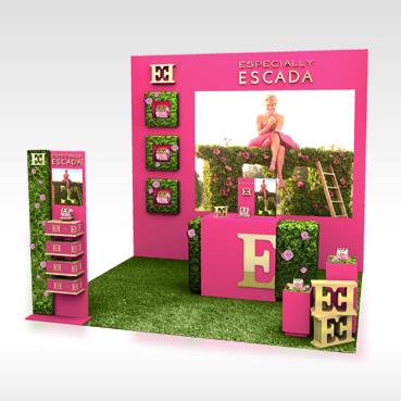 Objets de Convoitises - Escada Retail Design