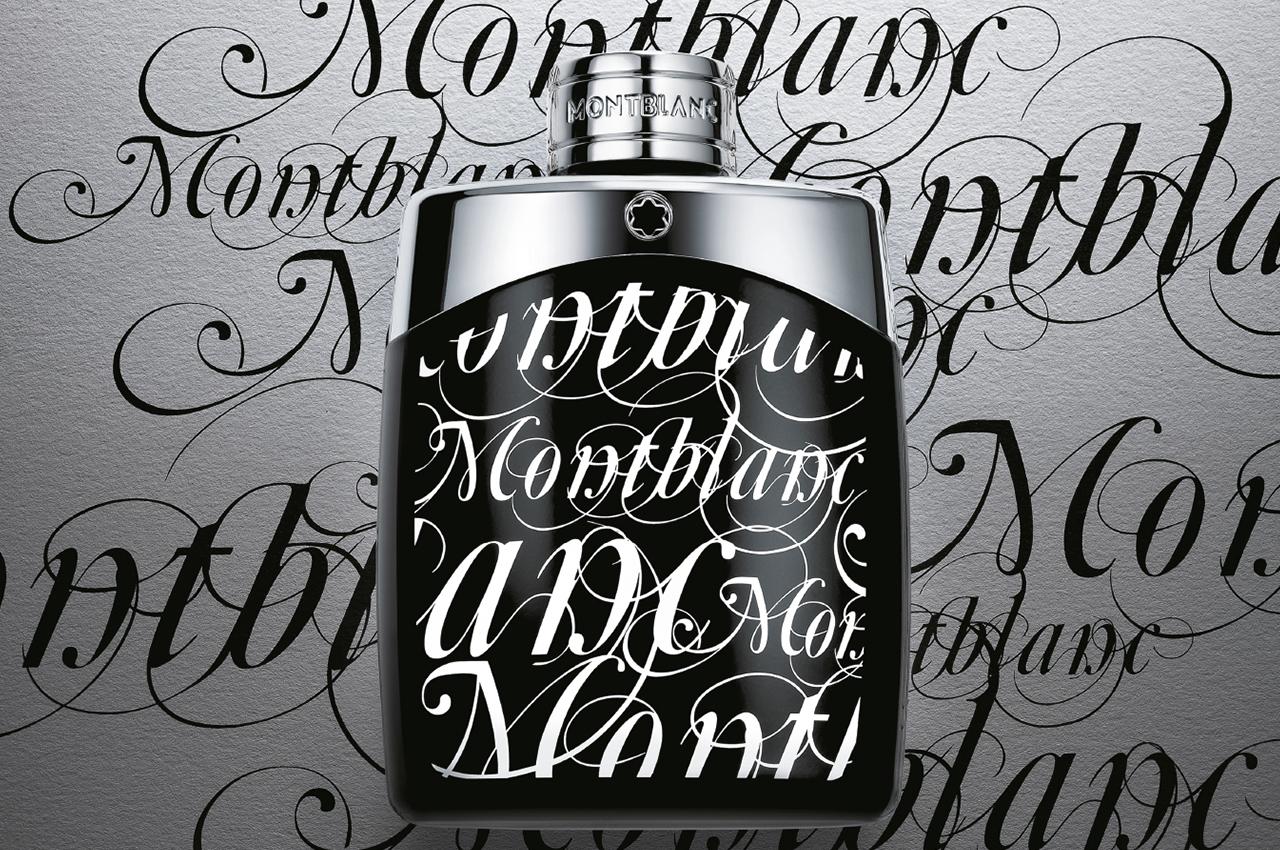 Objets de convoitises - Montblanc - Legend - Design Packaging