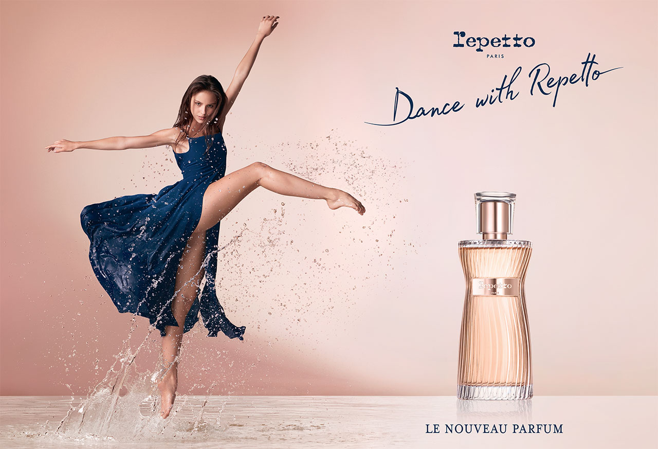 Objets de Convoitises -Dance with Repetto